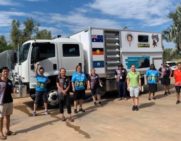 This is KROC: Kununurra Remote Outreach Clinic